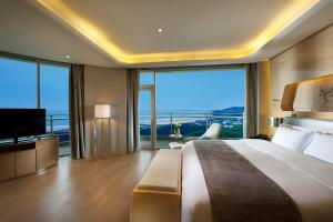 Wyndham Grand Qingdao, Hotels  Huangdao - big - 8