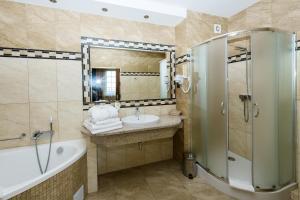 Dziki Potok Konferencje Grill & Prestige SPA, Hotely  Karpacz - big - 28