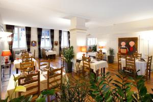 Hôtel Restaurant La Cigogne, Hotels  Munster - big - 34