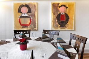 Hôtel Restaurant La Cigogne, Hotels  Munster - big - 32
