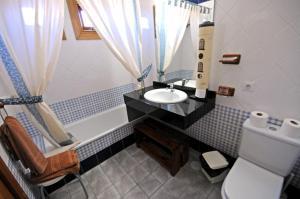 Villa Burgao, Villen  Playa Blanca - big - 9
