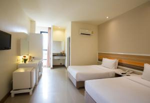 Imm Hotel Thaphae Chiang Mai, Hotel  Chiang Mai - big - 16