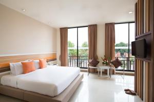 Imm Hotel Thaphae Chiang Mai, Hotel  Chiang Mai - big - 12