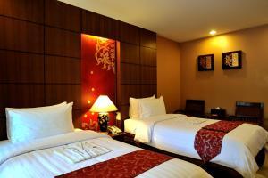 Mariya Boutique Hotel At Suvarnabhumi Airport, Hotels  Lat Krabang - big - 56