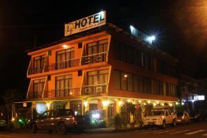 LF Hotel, Hotel  Puyo - big - 6