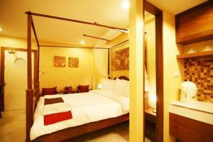 Mariya Boutique Hotel At Suvarnabhumi Airport, Hotel  Lat Krabang - big - 59