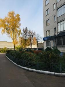 Улучшенные однокомнатные апартаменты, Appartamenti  Ivanovo - big - 16