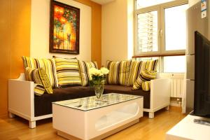 Rich&Young Bojun Serviced Apartment, Appartamenti  Pechino - big - 40