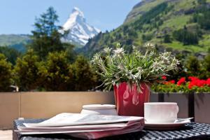 Hotel Couronne Superior, Hotel  Zermatt - big - 63