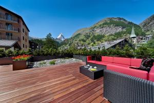 Hotel Couronne Superior, Hotel  Zermatt - big - 59