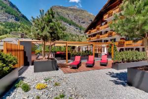 Hotel Couronne Superior, Hotel  Zermatt - big - 62