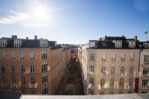 Hotel Ansgar, Отели  Копенгаген - big - 30