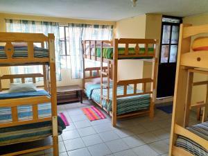 Hostal Campo Base Huaraz, Bed and Breakfasts  Huaraz - big - 12