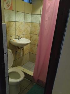 Hostal Campo Base Huaraz, Bed and Breakfasts  Huaraz - big - 8