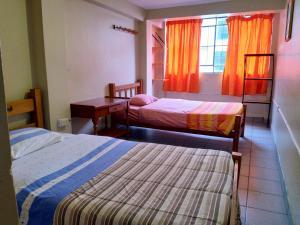 Hostal Campo Base Huaraz, Bed and Breakfasts  Huaraz - big - 9