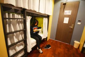 GN Luxury Hostel, Ostelli  Bangkok - big - 21