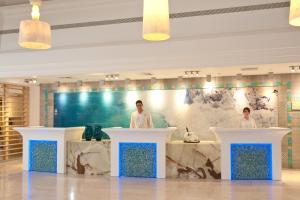 Herods Dead Sea – A Premium Collection by Leonardo Hotels, Szállodák  Neve Zohar - big - 37
