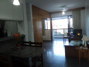 Flat Via Venetto Meirelles, Apartmanok  Fortaleza - big - 24