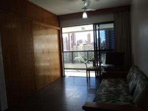 Flat Via Venetto Meirelles, Apartmanok  Fortaleza - big - 12