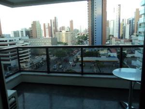 Flat Via Venetto Meirelles, Apartmanok  Fortaleza - big - 14