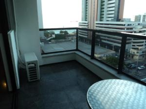 Flat Via Venetto Meirelles, Apartmanok  Fortaleza - big - 16