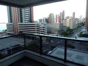 Flat Via Venetto Meirelles, Apartmanok  Fortaleza - big - 11