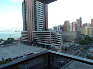 Flat Via Venetto Meirelles, Apartmanok  Fortaleza - big - 10