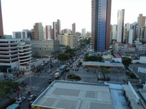 Flat Via Venetto Meirelles, Apartmanok  Fortaleza - big - 8