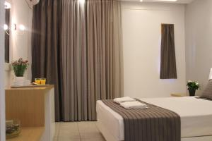 Zeus Hotel, Hotels  Platamonas - big - 12