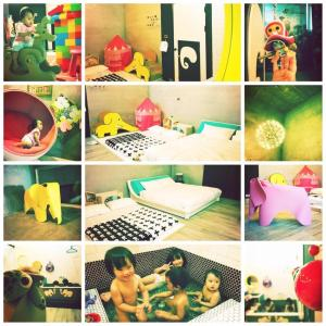 Noah's Ark Homestay, Homestays  Huxi - big - 48
