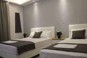 Zeus Hotel, Hotels  Platamonas - big - 16