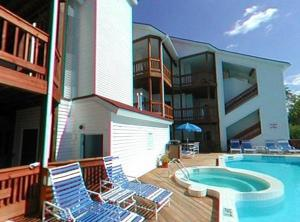 The Beach Condominium Hotel Resort, Aparthotels  Traverse City - big - 21