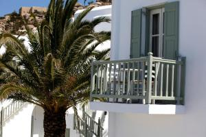 Olia Hotel, Hotels  Tourlos - big - 42