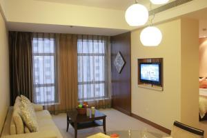 Dalian Asia Pacific Service Apartment (Former Somerset Harbour Court Dalian), Aparthotely  Dalian - big - 23
