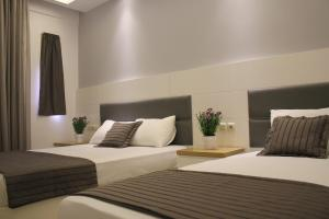 Zeus Hotel, Hotels  Platamonas - big - 48