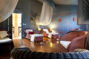 Boutique Hotel - Hostellerie Berard et Spa, Szállodák  La Cadière-d'Azur - big - 57