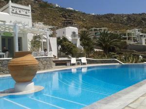 Olia Hotel, Hotels  Tourlos - big - 31