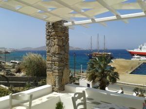 Olia Hotel, Hotels  Tourlos - big - 30