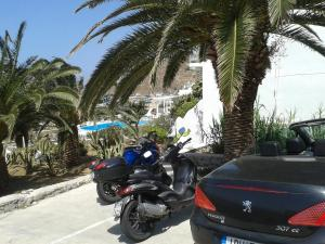 Olia Hotel, Hotels  Tourlos - big - 29