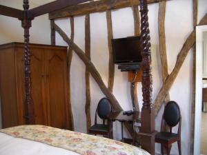 The Potton Nest Bed and Breakfast, B&B (nocľahy s raňajkami)  Potton - big - 20