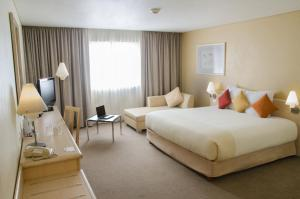 Superior-værelse med kingsize-seng (2 voksne)
