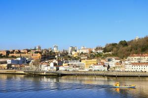 Feel Porto Destilaria Residence, Apartmanok  Vila Nova de Gaia - big - 18