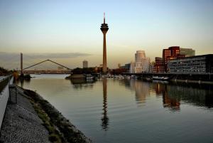 Innside by Meliá Düsseldorf Hafen, Hotely  Düsseldorf - big - 27