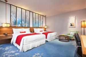 Twelve at Hengshan, A Luxury Collection Hotel, Shanghai, Отели  Шанхай - big - 24