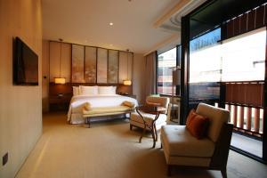 Twelve at Hengshan, A Luxury Collection Hotel, Shanghai, Отели  Шанхай - big - 12