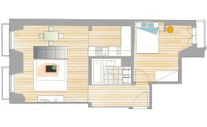 Casas da Baixa - Jules & Madeleine, Appartamenti  Lisbona - big - 34