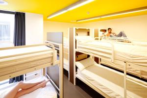 Bed in 12-Mixed Bed Dormitory Room