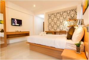 Palmari Boutique Hotel, Hotely  Krabi - big - 3