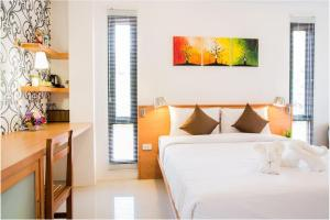 Palmari Boutique Hotel, Hotely  Krabi - big - 5