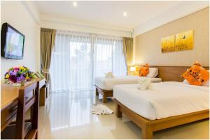 Palmari Boutique Hotel, Hotely  Krabi - big - 4